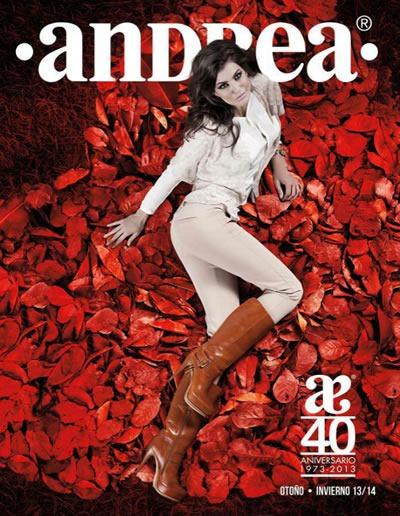 Catálogo Andrea Otoño Invierno 2013-2014: Andrea Cerrado - México