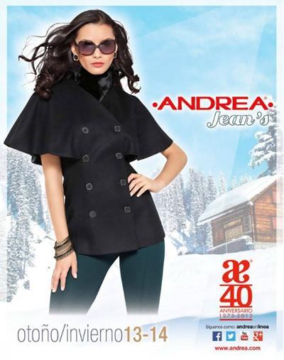 Catálogo Andrea Otoño Invierno 2013-2014: Andrea Jean's - México