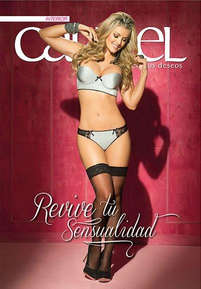 CARMEL: Catálogo de Ropa Interior - Campaña 12 2013 - Colombia