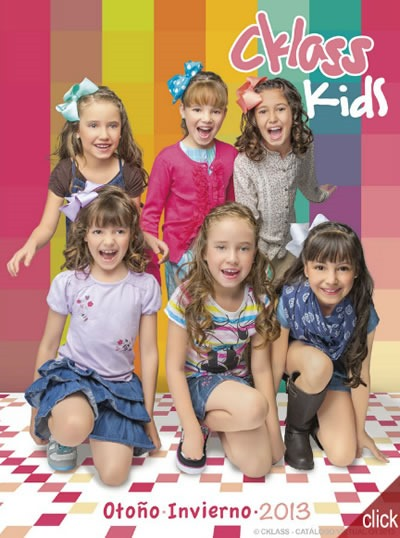 00849e04d Cklass Otoño Invierno 2013: Colección de Calzado Kids