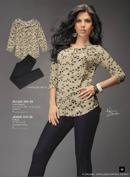 catalogo-cklass-ropa-fashionline-otono-invierno-2013-mexico-africa-zavala