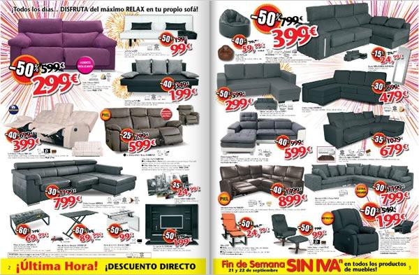 catalogo-conforama-madrid-aniversario-setiembre-2013-espana