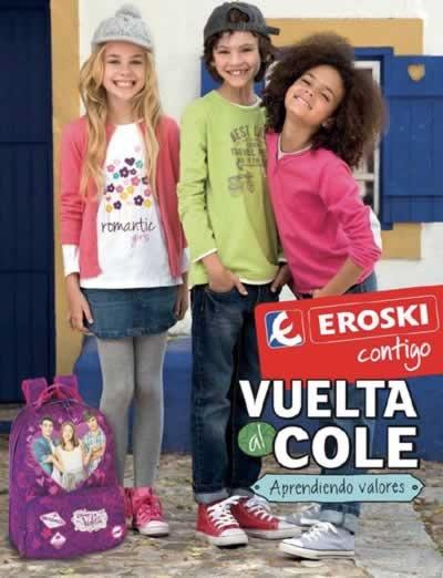 Eroski Vuelta al Cole 2013