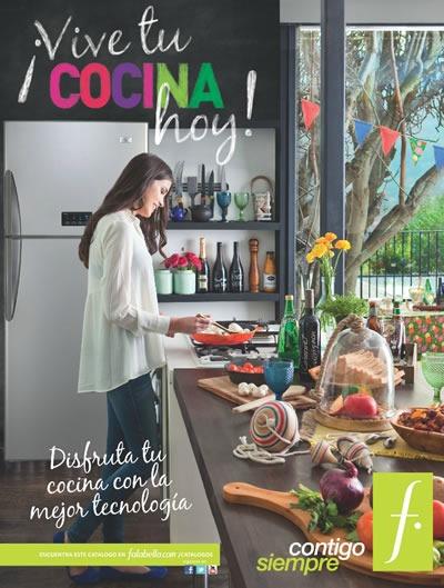 Catálogo Falabella: Ofertas en Artefactos de Cocina - Septiembre 2013