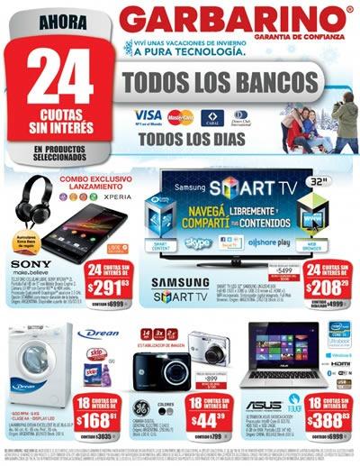 catalogo-garbarino-julio-2013-ofertas-tecnologia-argentina