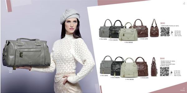 Catálogo de Bolsos HB Handbags: Otoño Invierno 2013