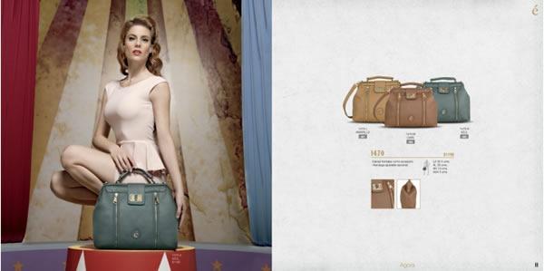 Catálogo de Bolsos HB Handbags: Colección Primavera Verano 2013