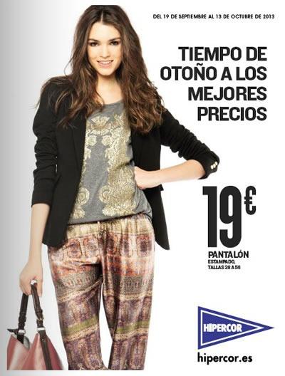 Cat logo hipercor ofertas en moda de oto o setiembre y - Hogarium catalogo de ofertas ...