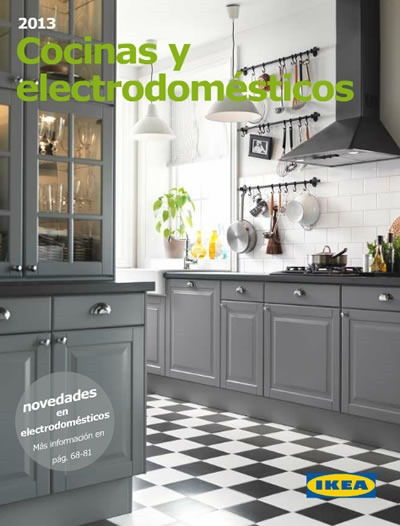 Cat logo ikea cocinas y electrodom sticos 2013 espa a for Catalogo ikea on line