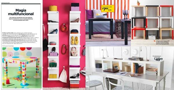 Catálogo IKEA 2014: Colorida Tendencia en Decoración - Estados Unidos