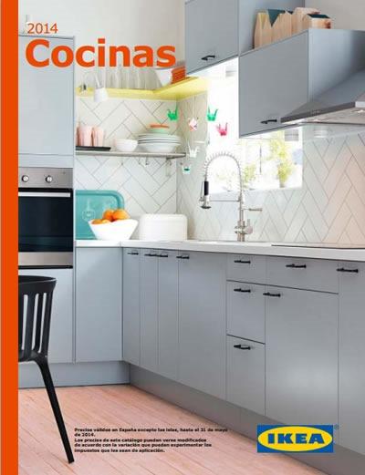 Catálogo Virtual IKEA 2014: Muebles de Cocina - España