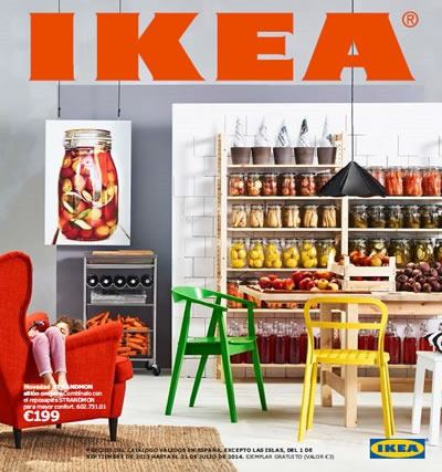 Cat logo virtual ikea 2014 muebles y art culos de for Muebles lucena catalogo