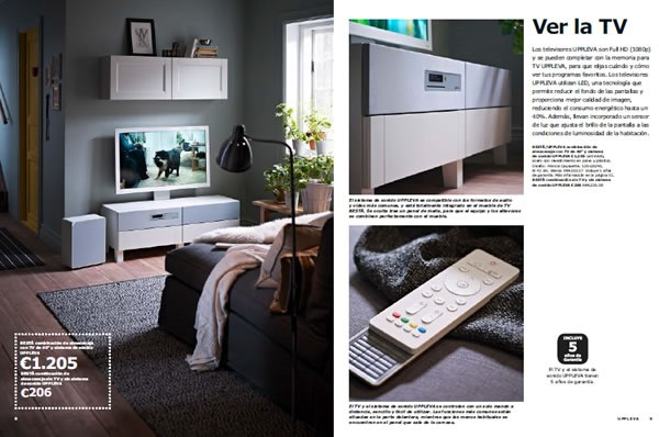 Cat logo virtual ikea 2014 uppleva soluciones integradas - Catalogo ikea 2013 espana ...