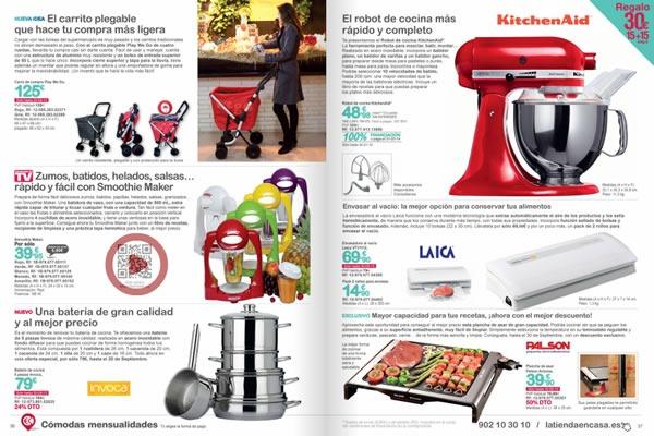 La Tienda En Casa Ofertas De Otoño Invierno 20132014 España
