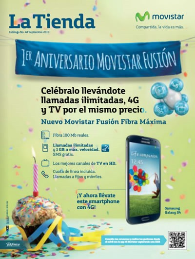 Catálogo Movistar Setiembre 2013