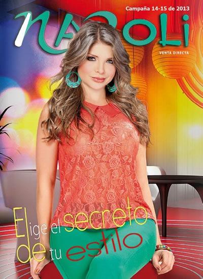 Catálogo Napoli Campaña 14 15 de 2013