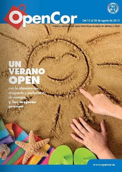 catalogo-opencor-agosto-2013-ofertas-comestibles-espana