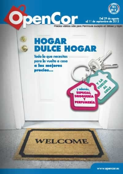 Catálogo OpenCor: Septiembre 2013