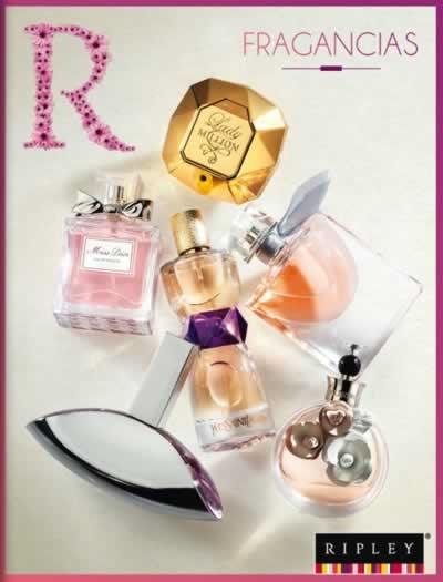 Catálogo Ripley: Fragancias, Perfumes, Colonias 2013