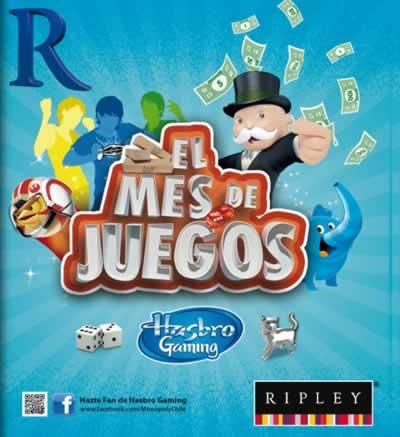 Catálogo Ripley: Juegos de Salón Hasbro