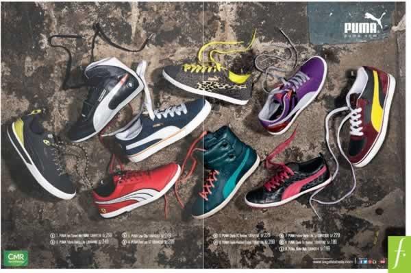 SAGA FALABELLA Catálogo de Zapatillas Urbanas