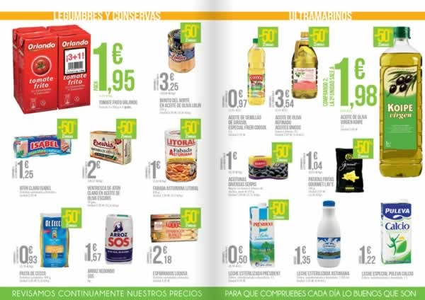 Cat logo de supermercado el corte ingl s agosto - Catalogo del corteingles ...