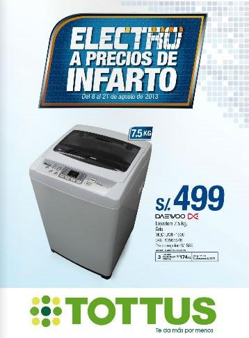 catalogo-tottus-agosto-2013-electrodomesticos-peru