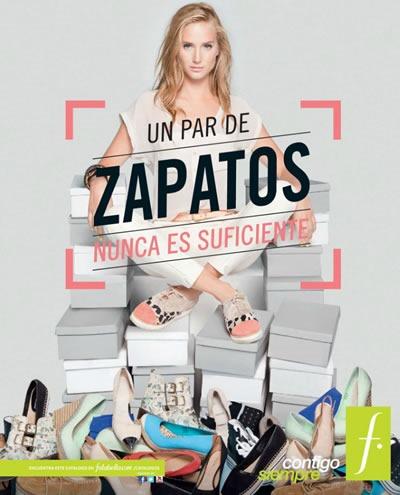 Catálogo de Zapatos de Falabella