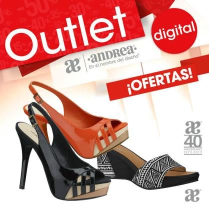 catalogo andrea outlet zapatos septiembre 2013