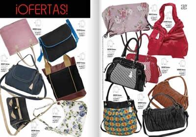 Catálogo de Bolsas y Carteras ANDREA Otoño Invierno 2013/2014 - México