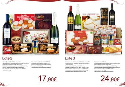 catalogo carrefour octubre diciembre 2013 cestas de navidad espana 2