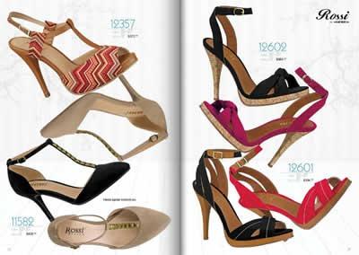 Catálogo de Botas y Zapatos ANDREA Otoño Invierno 13/14 - México