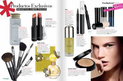 catalogo el corte ingles secretos de belleza octubre 2013 espana 2