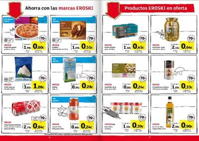 Eroski cat logo de ofertas de septiembre y octubre 2013 for Modelo de catalogo de productos