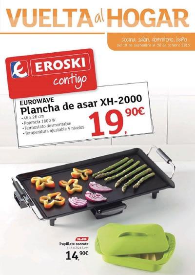 catalogo eroski vuelta al hogar septiembre 2013