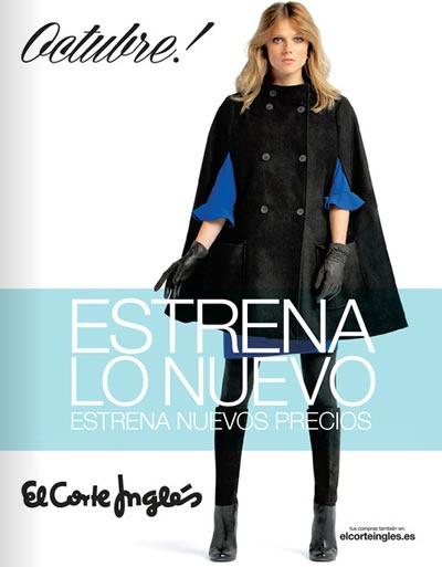 catalogo estrena lo nuevo el corte ingles octubre 2013 espana