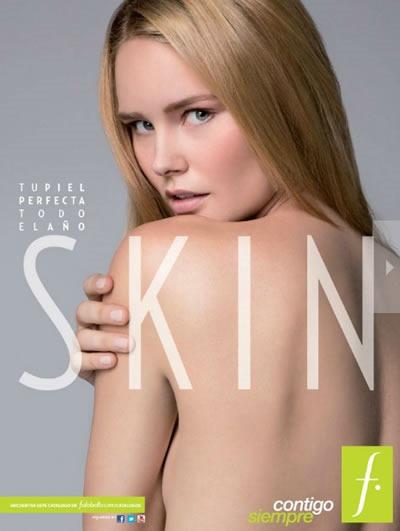 Catálogo de Falabella Octubre 2013: Belleza y Cuidado de la Piel - Chile
