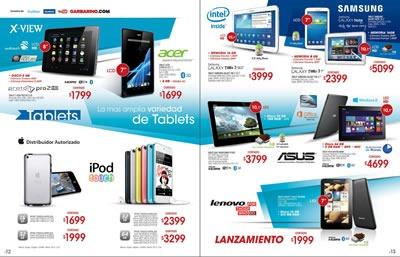 Cat logo garbarino de septiembre de 2013 televisores - Muy mucho catalogo pdf ...