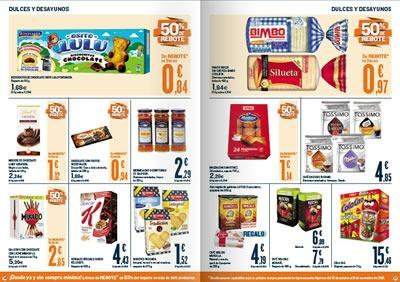 catalogo hipercor octubre 2013 50 por ciento de rebote espana 4