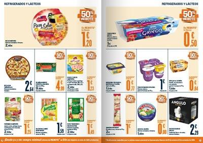 catalogo hipercor octubre 2013 50 por ciento de rebote espana 5