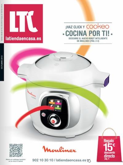 La Tienda En Casa Catálogo Octubre 2013 España