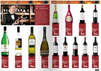 catalogo makro vinos exclusivos octubre 2013 espana 2