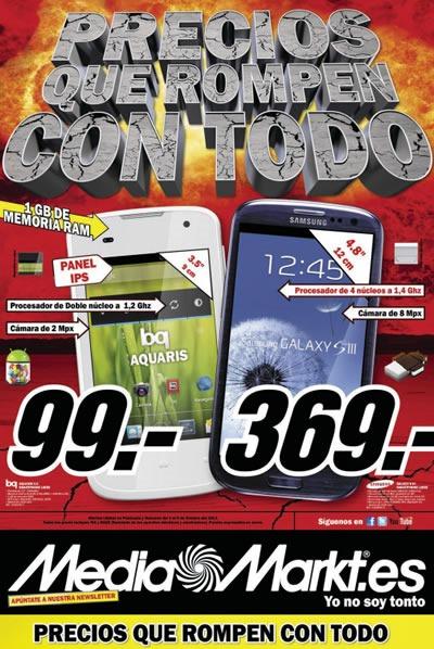 catalogo media markt octubre 2013 precios que rompen con todo