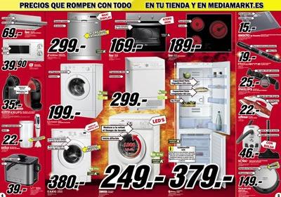 catalogo media markt octubre 2013 precios que rompen con todo 3
