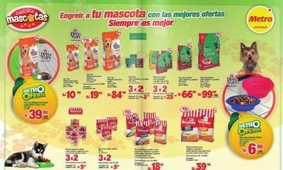 catalogo metro octubre 2013 especial mascotas peru 2