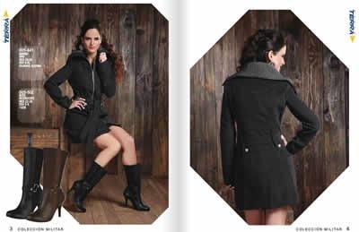 catalogo mundo terra ropa y botas coleccion invierno 2013 2