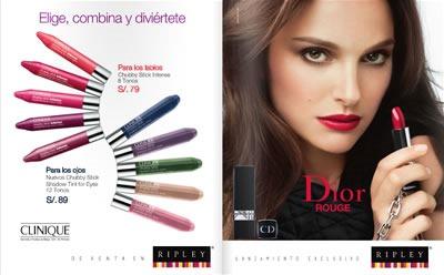 catalogo ripley octubre 2013 belleza moda peru 3