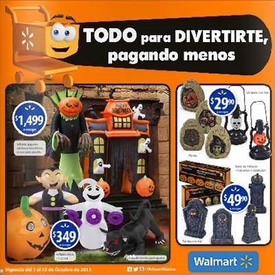 catalogo walmart octubre 2013 mexico