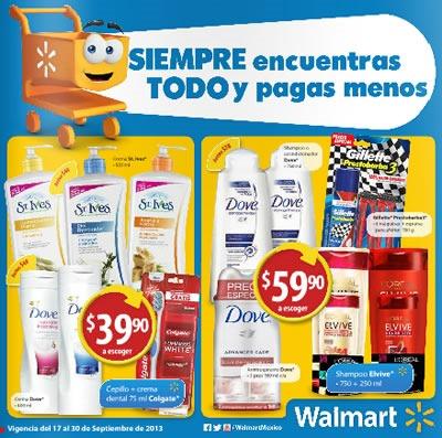 catalogo walmart septiembre 2013 mexico