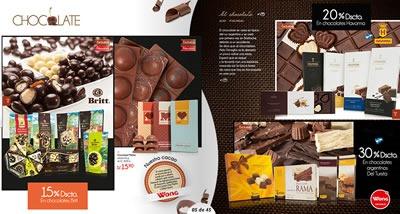 catalogo wong octubre 2013 chocolate 2